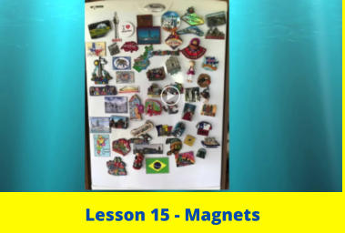 Lesson 15 - Magnets