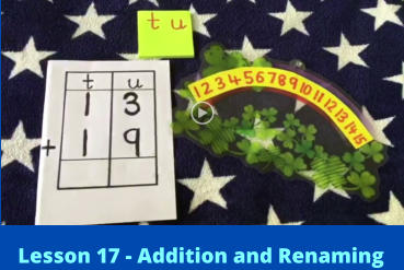 Lesson 17 - Addition and Renaming